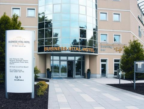 Business Vital Hotel am Rennsteig