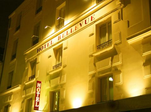 Hotel Bellevue Paris