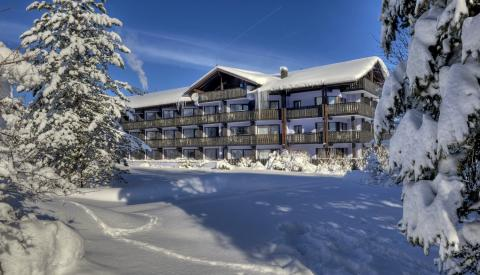 Golf & Alpin Wellness Resort Hotel Ludwig Royal