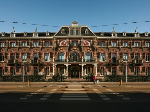 Hampshire Hotel - The Manor Amsterdam